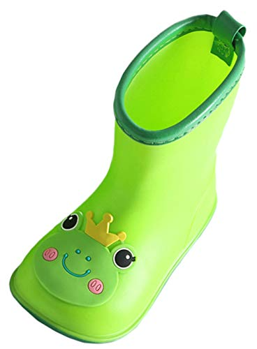 Scothen Baby Rubber Boots Waterproof Unisex Kids Boots Classic Boots Girls Boots Water Repellent Kids