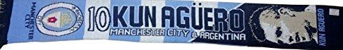 Manchester City Kun Aguero Jugador Bufanda