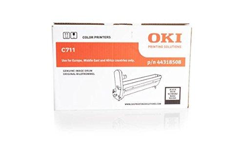 Preisvergleich Produktbild OKI C 711 DN (44318508) - original - Bildtrommel schwarz - 20.000 Seiten