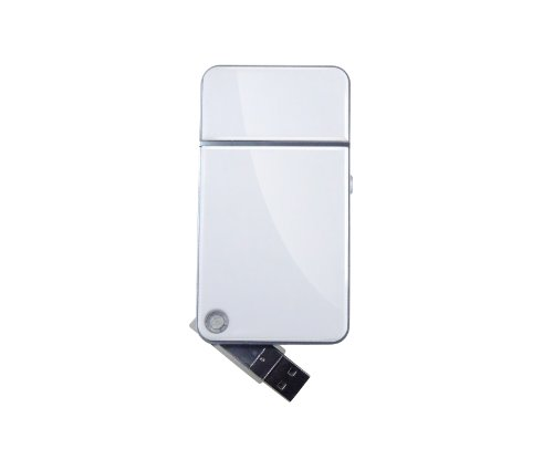 Lifemax 1255.1WHI - Afeitadora eléctrica de viaje, color blanco