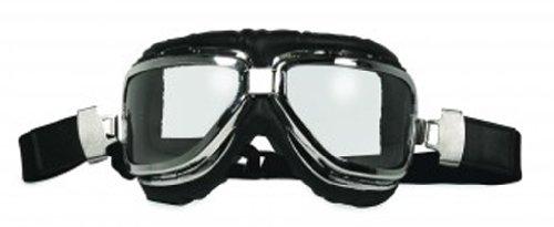 Global Vision Eyewear Classic-1Brillen, Clear Lens Anti-Fog -