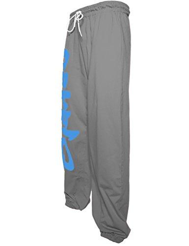 Pantalon Jogging Djaneo Rio Coton. Homme et Femme (plus de 30 couleurs disponible) Gris et Ciel