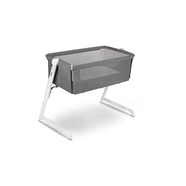 cbx Hubble Air, Bedside Crib, Incl. Travel Bag, 2018 Collection, Comfy Grey Cybex Hubble air comfy grey Item number: 518002463 Color: comfy grey 1