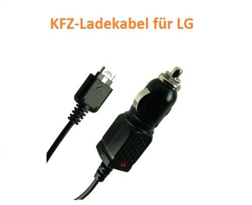 1 X Auto Ladegerät für LG KG800 KG320S KG350S KG810 KG225 KE970 Shine KE820 KE850 KU800 Chocolate UMTS L600V KU990...