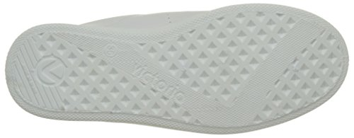 Victoria Deportivo Piel, Baskets Basses Mixte Adulte Gris (Antracita)