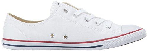 Converse Come Dainty Femme Core Cvs Ox 202280 Damen Sneaker Weiß