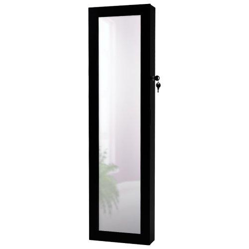 Miadomodo-Armario-joyero-con-espejo-aprox-106-x-31-x-9-cm-blanco-o-negro
