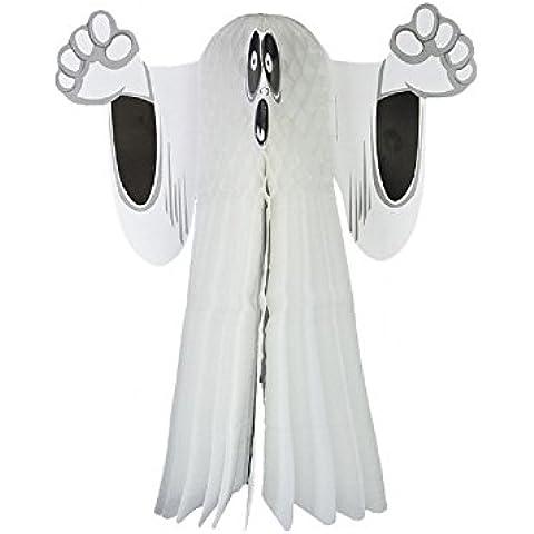 XJoel Strap Charm Halloween atmosfera fantasma bar pensile e puntelli decorativi prospettiva fantasma piccolo