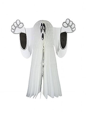XJoel Halloween Prop Hanging Esprit Sorcière Effrayant Décoration Haunted House Bar Party Grand
