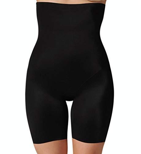 5b823ca8aca Cupid Fine Shapewear - Pantalón Moldeador - para Mujer Negro Negro  (XX-Large (