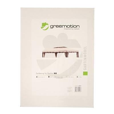 Greemotion Dachbezug Rio, Beige/braun, 400x300x0,1cm von greemotion auf Du und dein Garten