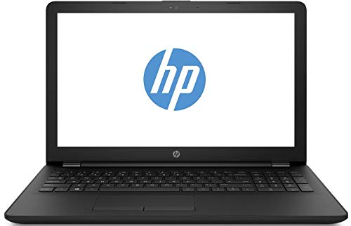 HP 15 Intel Core i3 7th Gen 15.6-inch Thin and Light Laptop (4GB/1TB HDD/DOS/Jet Black/1.86 Kg), BU034tu
