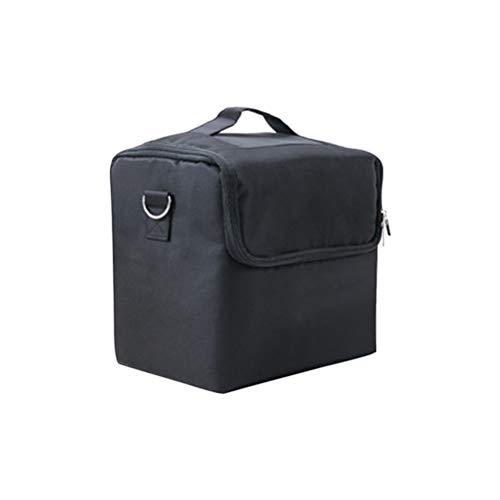Kosmetische Box Beauty Vanity Case Kosmetikkoffer - Kosmetiker und Manikürist Große Kapazität Portable zum Tragen Make-up besbomig - Vanity Box