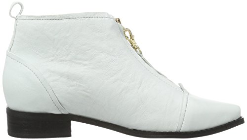 Shoe The Bear Anna L, Stivali Bassi Donna Bianco (170 Blue)