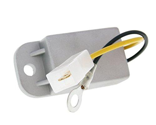 2EXTREME Spannungsregler Regler Gleichrichter Spannungsbegrenzer 6V für Honda MB 50, MT 50, PX 50, Camino