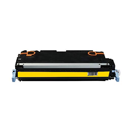JunbosiFür HP Color Laserjet 3600-kompatible Tonerpatronen Laserjet 3600 / 3600DN / 3600N / 3800 / 3800DN / 3800DTN / CP3-Drucker, kompatibel mit Tonerpatronen, 4 Farben optional,Gelb -