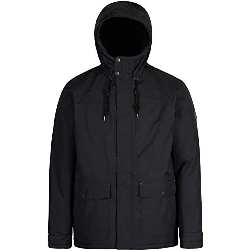 31mrDqeW 8L. SS500  - Regatta Men's Syrus Waterproof Insulated Hooded Jacket