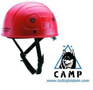 ELMETTO PROTEZIONE SAFETY STAR ROSSO 211 CAMP [CAMP ]