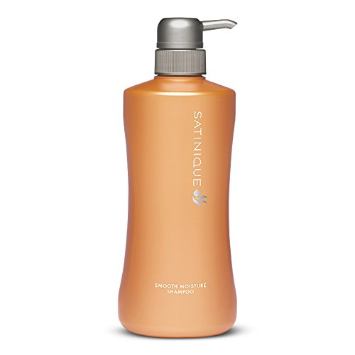 Satinique Shampooing Lissant et Hydratant (Grand format) 750 ml