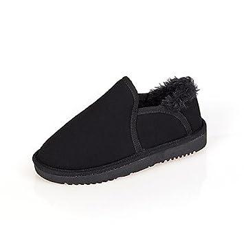 Bottes de neige pour femmes chaussures d'hiver kaki TbVAl
