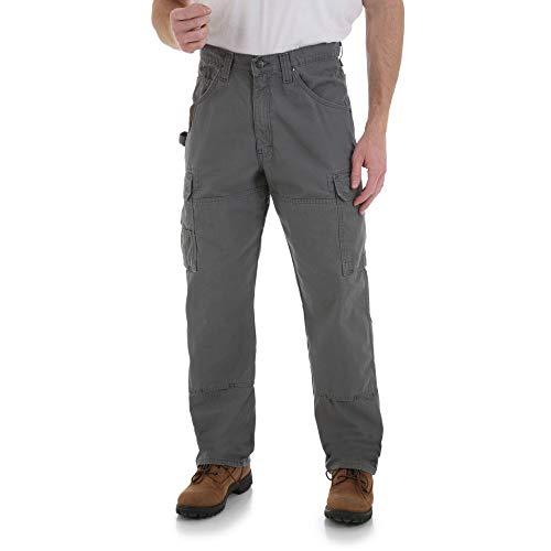 Wrangler Herren Hose Loden Gr. 40 W/32 L, Slate Western Jeans-hose