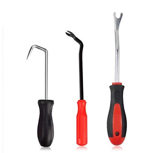 Preisvergleich Produktbild Auto Demontage Werkzeuge Set, Adkwse Demontage Hakenwerkzeuge für O-Ring Dichtung, Türverkleidungs-Lösewerkzeug für Entfernung Auto Türverkleidung und Platten