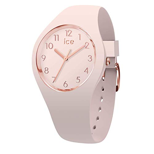 Ice-Watch - Ice Glam Colour Nude - Orologio Rosa Da Donna Con Cinturino In...