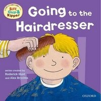 Going to the hairdresser
