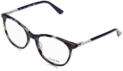 Guess Damen Optical Frame Gu2657 092 52 Brillengestelle, Mehrfarbig,