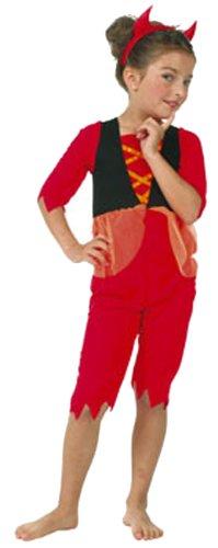Imagen de cesar 25828216  disfraz de diabla para niña 5 años  talla 116