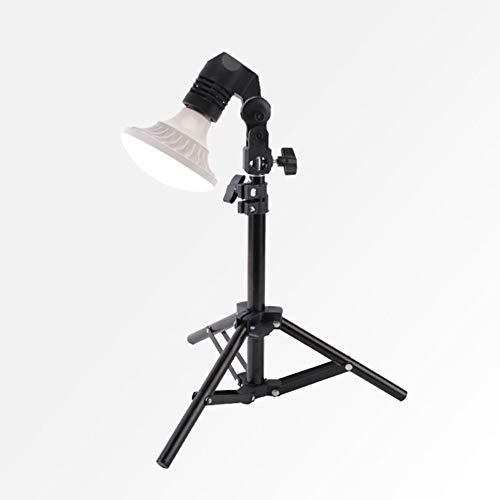 Beauty Fill Light Kleine Desktop Fotografie Led Licht 30W, 50CM Stativ Kit Live Photo Fotografie Lichter -