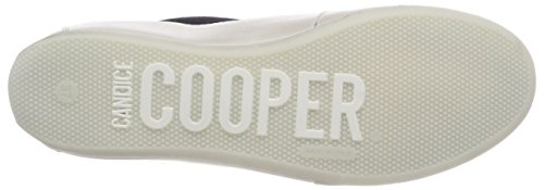 Candice Cooper Camoscio, Sneaker Basse Donna blu (navy)