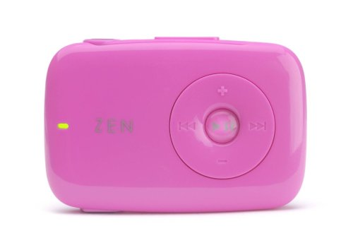 Creative ZEN Stone  MP3-Player 1 GB pink
