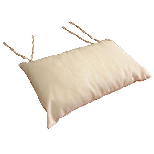 indoba® IND-70460-AUKK - Serie Comfort - Kopfkissen Garten - Uni, Beige