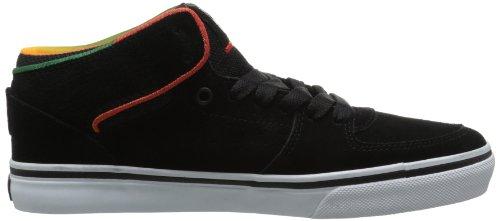 DVS Torey, Chaussures de skateboard homme Noir (Black Poster Suede)