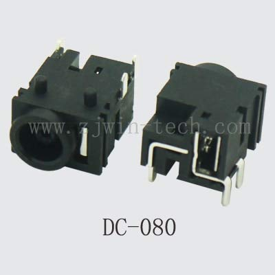 Davitu Netzsteckdose für Samsung N108 N110 NC10 NC110 R50 R55 DC080, 10 Stück