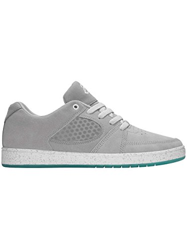Skate shoe Men es Accel Slim skate scarpe Grey/Blue