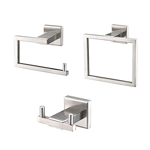 Turs 3-Piece Bathroom Hardware S...