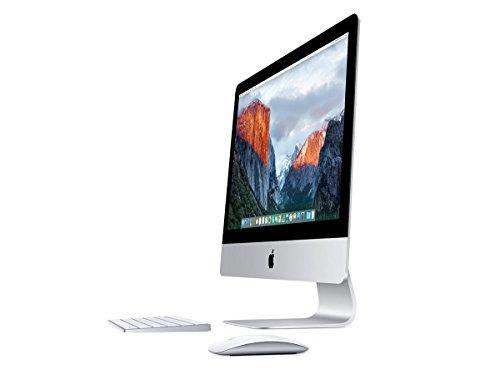 Apple iMac – Ordenador de 21.5″ FullHD (Intel Core i5 2.8 GHz, 8 GB RAM, 1 TB HDD, Intel Iris Pro 6200) – Teclado QWERTY Castellano