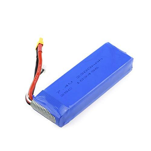 ToGames-ES 7.4V 2300mAh 35C Lipo batería con Conector XT30 para MJX Bugs 3 B3 RC Drone