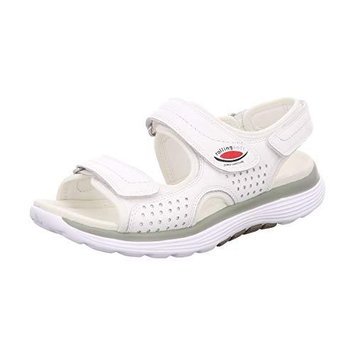 Gabor Damen Sandaletten Rolling Soft 26.919.50 weiß 462702 -