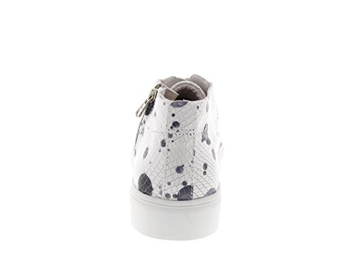 BLACKSTONE - Sneaker NL43 - circles black Circles Black