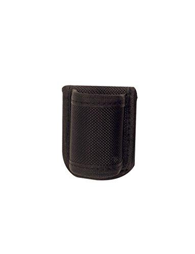 Tru-spec 4631000 support, Noir lampe de poche Compact, 5,1 cm Hauteur, 10,2 cm de large, 22,9 cm de long, 1680 deniers Ballistic Lot Chiffon, taille unique