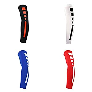 31msTrTuS1L. SS300  - Basketball Elbow Guard Arm Guard Protection Equipment Arm Warmer Protector Riding Running Outdoor Compression Quick-drying