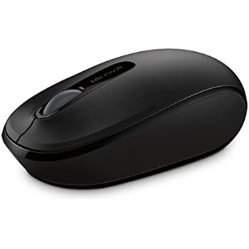 Microsoft – Wireless Mobile Mouse 1850 for Business, Inalámbrico, Negro