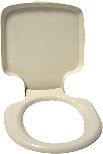 Thetford Porta Potti Qube 145/165/345/365 Toilettensitz mit Deckel signalweiß
