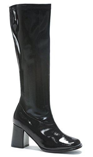 Ellie Shoes, Stivali donna Black Pu