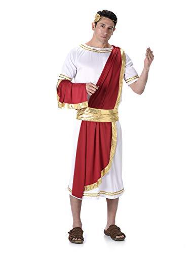 Costumi di Carnevale–Costume da imperatore romano per uomo