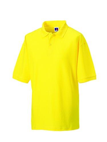 JerzeesDamen Poloshirt Gelb - Gelb