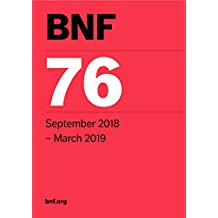 BNF 76 (British National Formulary) September 2018